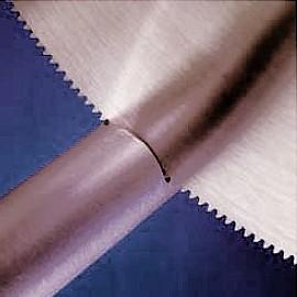 Пильные диски для резки труб и других металлических профилей CRV, сухое резание, зубы закруглённой формы